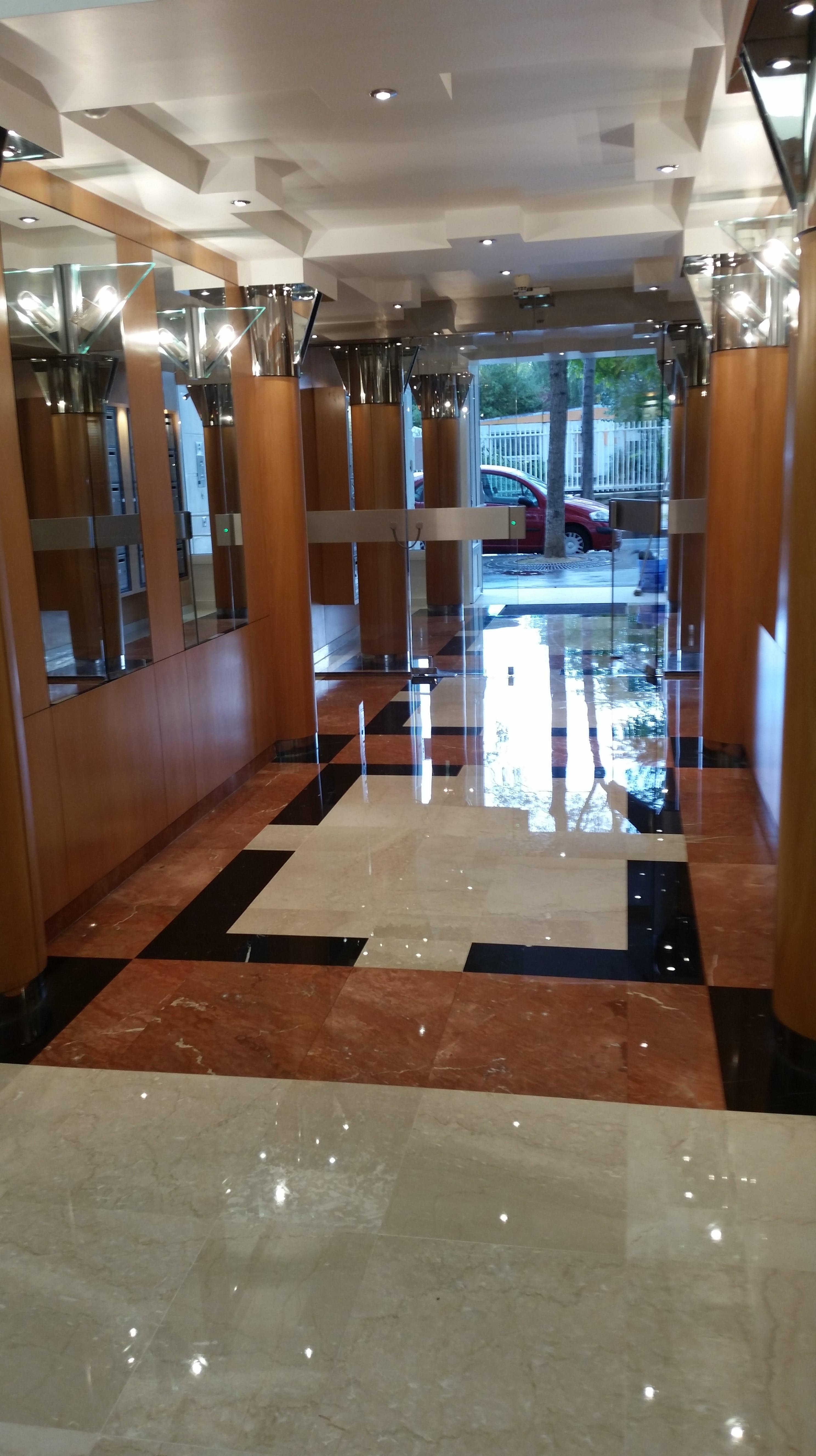 hall d entree immeuble haussmanien r novation de marbre pierre depuis 1971. Black Bedroom Furniture Sets. Home Design Ideas